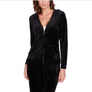Gloria Vanderbilt Ladies' Ultra Soft Velour Jacket